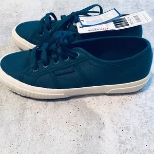 Anthropologie Superga 2750 Sneaker Size 7.5 EUR 38